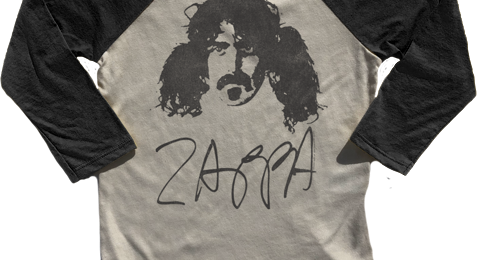 ZAPPA FAMILY TRUST Teams With Rowdy Sprout For A Few Limited-Edition Zappa Items