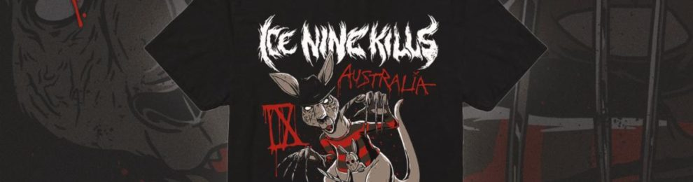 ICE NINE KILLS Raise Funds For Australia Wildfire Relief with Ltd-Edition T-Shirt Sale