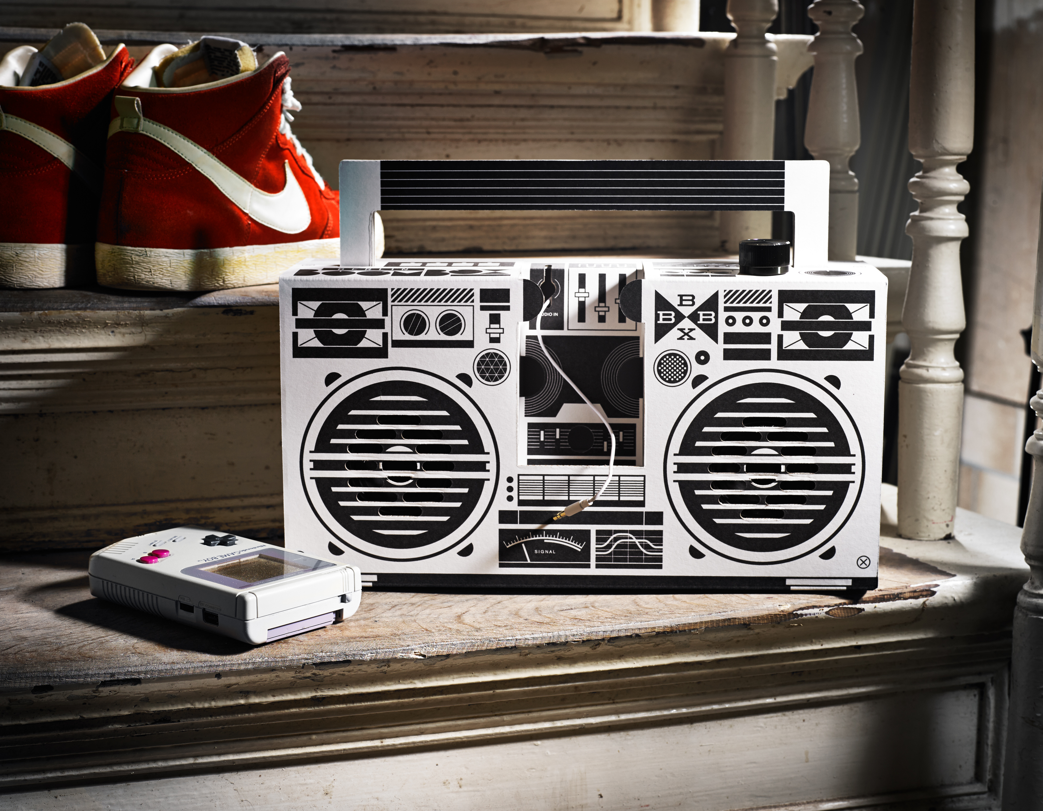 INTRODUCING THE BERLIN BOOMBOX!!