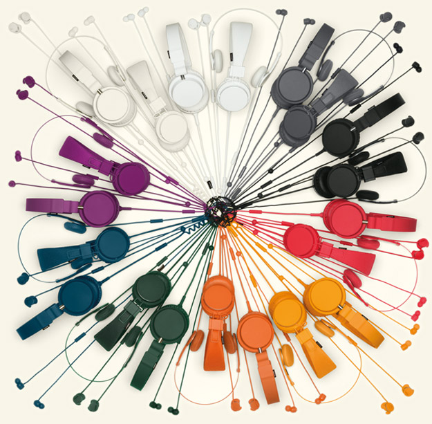 URBANEARS 2012 FALL / WINTER COLLECTION