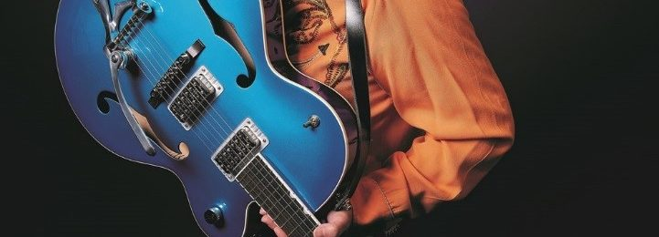 """BRIAN SETZER Forced To Cancel """"Christmas Rocks! Tour"""" On Doctor's Orders"""