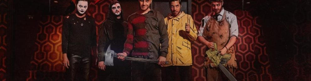 """ICE NINE KILLS Unveil """"Savages"""" Lyric Video; Band Share '5 Most Savage Songs & the Horror Films That Inspired Them'"""
