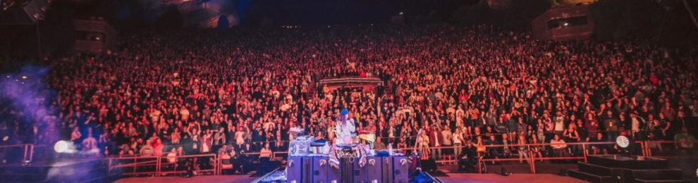 TASH SULTANA Delivers Powerful Show To Sold-Out Audience At Red Rocks Venue In Colorado