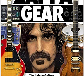 Two FRANK ZAPPA BOOKS Set For Release This Fall