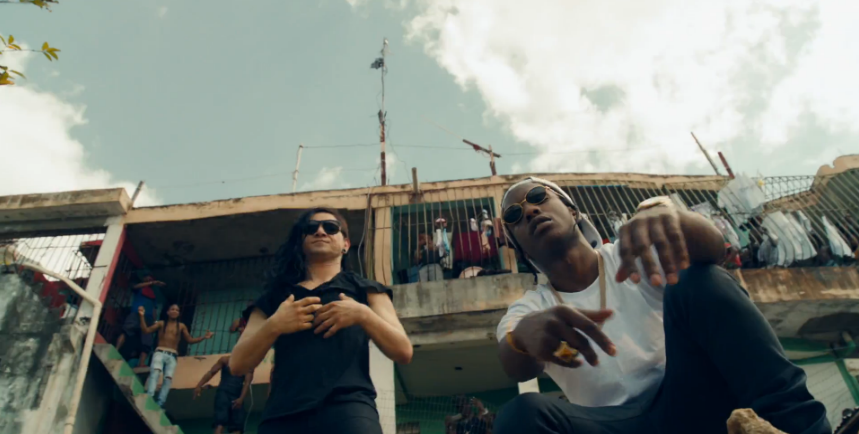 Wild For The Night (Explicit) –  A$AP ROCKY ft. Skrillex